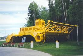worlds largest tree crusher